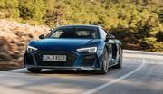 Montée en puissance pour l'Audi R8 restylée