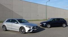 Essai Audi A3 Sportback 30 TDI vs Mercedes A 180d : conflit de générations