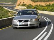 Volvo V70 et S80 : nouveau moteur Flexifuel