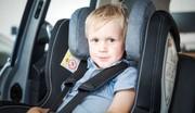 Test des sièges pour enfants par le TCS: cinq modèles à éviter