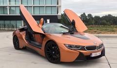 Essai BMW i8 Roadster : Verte, sportive et ouverte aux éléments !