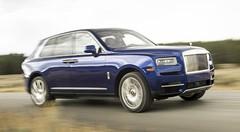 Essai Rolls Royce Cullinan 2019 : Une vraie Rolls !