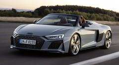 Audi R8 coupé et spyder 2019 : Facelift pour la supercar aux anneaux