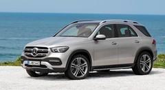 100 km d'autonomie électrique pour le Mercedes GLE hybride !