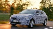 Škoda Scala : tous les détails en tenue de camouflage