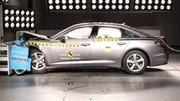 Cinq étoiles pour l'Audi A6 et le Volkswagen Touareg aux tests Euro NCAP