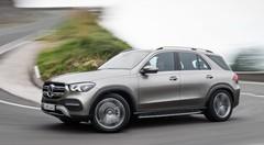 Mercedes GLE PHEV 2019 : jusqu'à 100 km en électrique