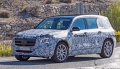 Mercedes GLB (2019) : le nouveau SUV 7 places en approche