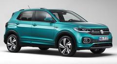 Nouveau Volkswagen T-Cross (2019) : infos, photos et vidéo du SUV citadin
