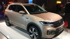Volkswagen T-Cross : le petit dernier
