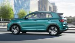 Volkswagen T-Cross 2019 : Le petit SUV de volkswagen se dévoile officiellement