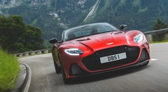 Essai Aston Martin DBS Superleggera : Newton maître