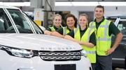 Brexit : Jaguar Land Rover ouvre son usine en Slovaquie