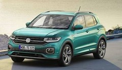 Volkswagen T-Cross : le mini-crossover urbain de VW