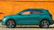 Volkswagen T-Cross : Crossover 5 places