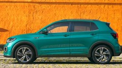 Volkswagen T-Cross : Crossover 5 places