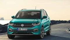 Volkswagen T-Cross : la réponse au 2008 et Captur