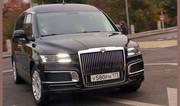 Aurus Arsenal : un nouveau minivan pour Vladimir Poutine