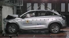 Euro NCAP : 5 étoiles pour la Classe A, 4 pour le Rifter