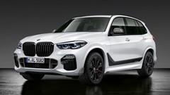 Le BMW X5 se prépare pour le sport, sur tous les fronts !
