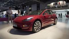 Tesla Model 3 : arrivée en Europe pour début 2019