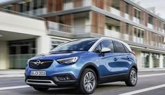 Opel Crossland X : un nouveau Diesel à boite automatique