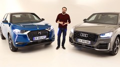 DS3 Crossback face à l'Audi Q2 : premier match en VIDEO