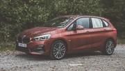 Essai BMW 218i Active Tourer 2018