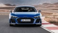 Restylage : l'Audi R8 monte en puissance