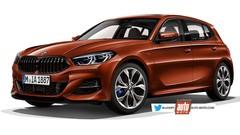 Future BMW Série 1 (2019) : adieu 6-cylindres, propulsion et carrosserie 3 portes