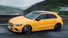 Mercedes-AMG Classe A 35: un prix de 50400 €