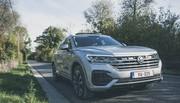 Essai Volkswagen Touareg 2018 3.0 TDI 286