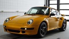 Porsche 911 Project Gold : 2,7 millions pour une bonne œuvre