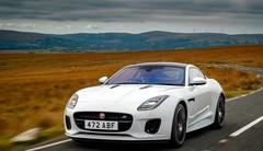 Jaguar F-Type Chequered Flag : 70 ans de modèles sportifs
