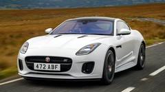 Jaguar F-Type Chequered Flag (2018) : Elle célèbre les 70 ans de sportives Jaguar