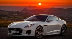Série spéciale : Jaguar F-Type Chequered Flag