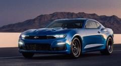 Chevrolet eCopo Camaro : le dragster survolté !