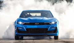 Chevrolet Camaro eCOPO : drag race sous haute tension