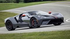 Ford GT: une version Carbon plus légère