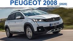 2008 : le SUV citadin de Peugeot changera en 2020