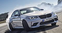 Essai BMW M2 Competition : La gomme à la bouche