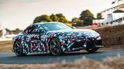 Toyota: la nouvelle Supra sera dévoilée en janvier 2019