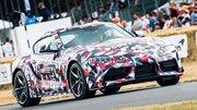 Toyota Supra : c'est pour janvier 2019 !