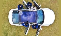 Hyundai et Kia vont proposer des toits solaires photovoltaïques