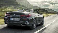 BMW 8 Cabriolet : GT sans toit