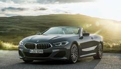 Voici la nouvelle BMW Série 8 Cabriolet