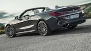 BMW Série 8 Cabriolet (2019) : infos et photos officielles