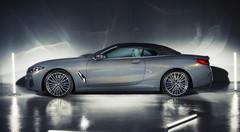 La nouvelle BMW Série 8 Cabriolet fait tomber le haut