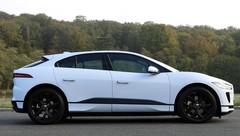 Essai Jaguar i-Pace : sus à Tesla