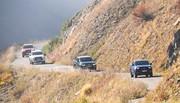 Reportage : Au volant de pick-up dans les Alpes – le plaisir de la démesure